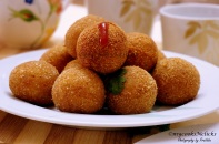 PotatoCheese Croquettes